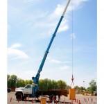 NCCCO Mobile Crane Boom Truck