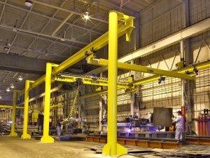 Industrial Hoist Overhead Crane