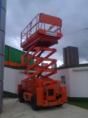 online aerial work platform training
